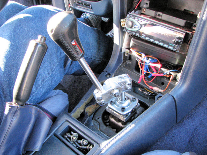 Nashman V2 Short Throw Shifter For W58 And R154 Transmissions